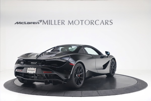 New 2020 McLaren 720S Spider Convertible for sale Sold at Alfa Romeo of Greenwich in Greenwich CT 06830 16