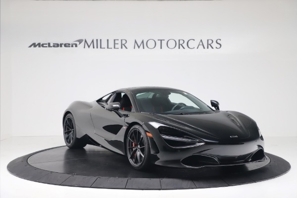 Used 2020 McLaren 720S Spider for sale $334,900 at Alfa Romeo of Greenwich in Greenwich CT 06830 18