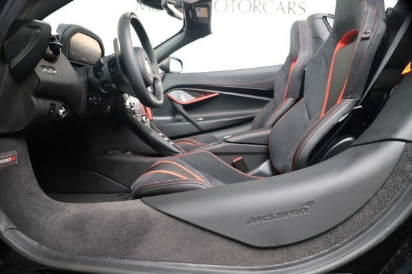 Used 2020 McLaren 720S Spider for sale $334,900 at Alfa Romeo of Greenwich in Greenwich CT 06830 24