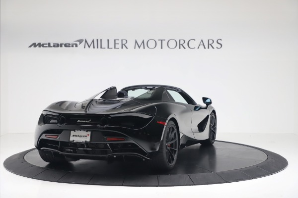 Used 2020 McLaren 720S Spider for sale $334,900 at Alfa Romeo of Greenwich in Greenwich CT 06830 6