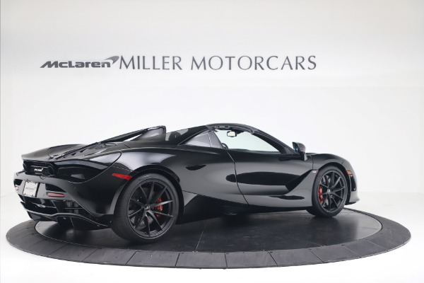 New 2020 McLaren 720S Spider Convertible for sale Sold at Alfa Romeo of Greenwich in Greenwich CT 06830 7