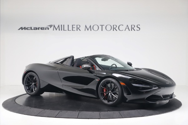 New 2020 McLaren 720S Spider Convertible for sale Sold at Alfa Romeo of Greenwich in Greenwich CT 06830 9