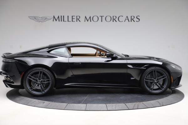 New 2019 Aston Martin DBS Superleggera Coupe for sale Sold at Alfa Romeo of Greenwich in Greenwich CT 06830 10