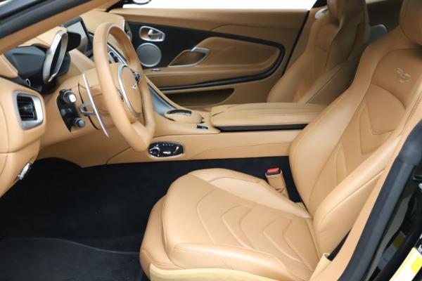 New 2019 Aston Martin DBS Superleggera Coupe for sale Sold at Alfa Romeo of Greenwich in Greenwich CT 06830 14