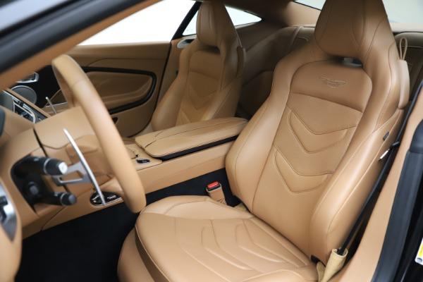 New 2019 Aston Martin DBS Superleggera Coupe for sale Sold at Alfa Romeo of Greenwich in Greenwich CT 06830 15