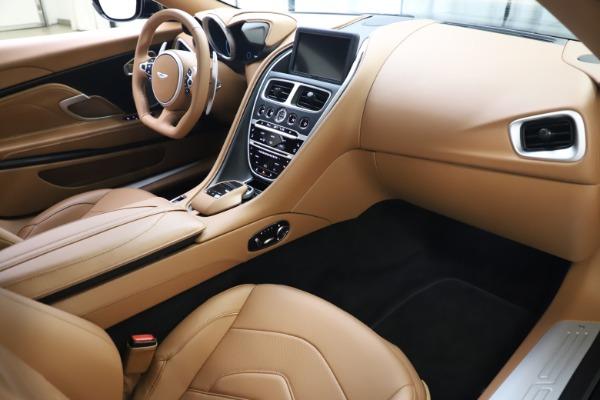 New 2019 Aston Martin DBS Superleggera Coupe for sale Sold at Alfa Romeo of Greenwich in Greenwich CT 06830 18