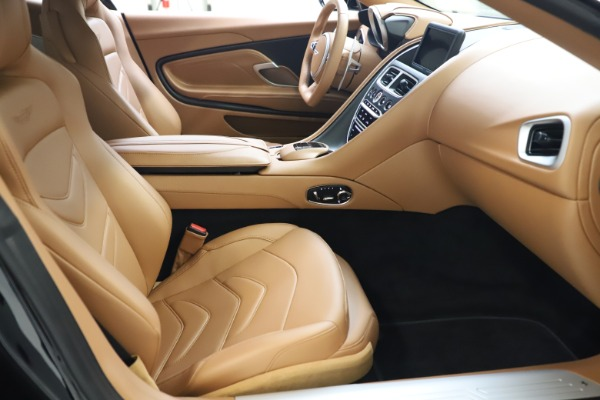 New 2019 Aston Martin DBS Superleggera Coupe for sale Sold at Alfa Romeo of Greenwich in Greenwich CT 06830 19