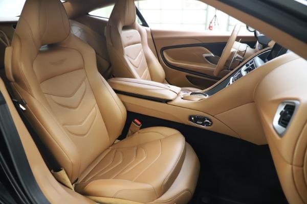 New 2019 Aston Martin DBS Superleggera Coupe for sale Sold at Alfa Romeo of Greenwich in Greenwich CT 06830 20