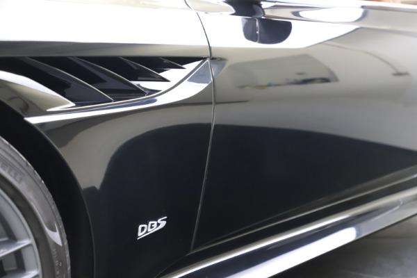 New 2019 Aston Martin DBS Superleggera Coupe for sale Sold at Alfa Romeo of Greenwich in Greenwich CT 06830 23