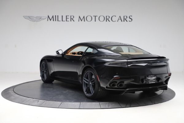 New 2019 Aston Martin DBS Superleggera Coupe for sale Sold at Alfa Romeo of Greenwich in Greenwich CT 06830 6