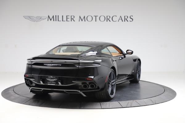New 2019 Aston Martin DBS Superleggera Coupe for sale Sold at Alfa Romeo of Greenwich in Greenwich CT 06830 8