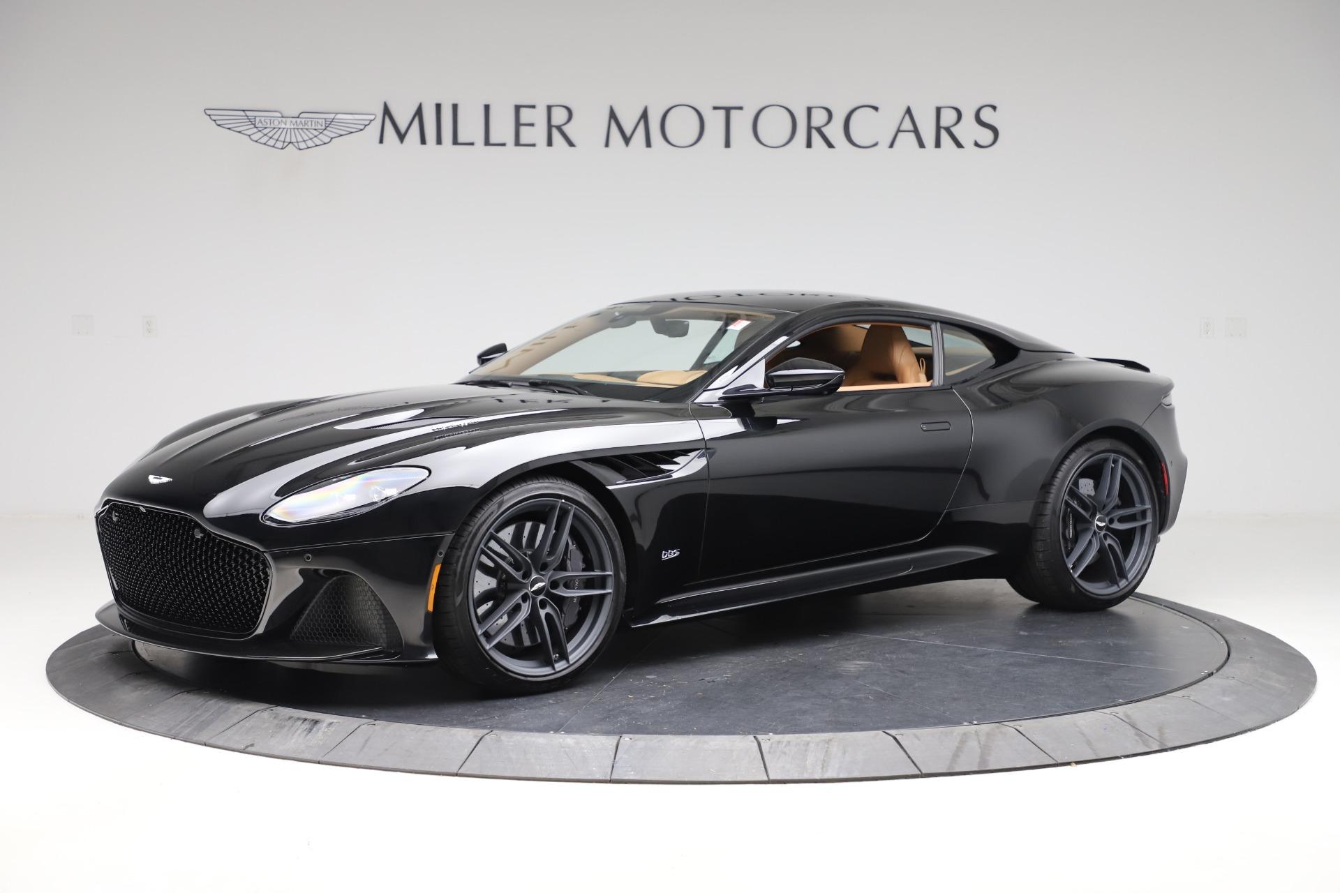 New 2019 Aston Martin DBS Superleggera Coupe for sale Sold at Alfa Romeo of Greenwich in Greenwich CT 06830 1