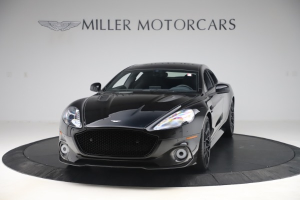 New 2019 Aston Martin Rapide AMR Sedan for sale $257,006 at Alfa Romeo of Greenwich in Greenwich CT 06830 12