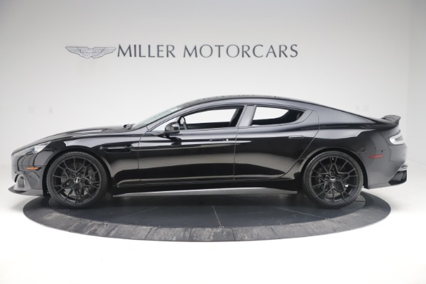New 2019 Aston Martin Rapide AMR Sedan for sale $257,006 at Alfa Romeo of Greenwich in Greenwich CT 06830 2