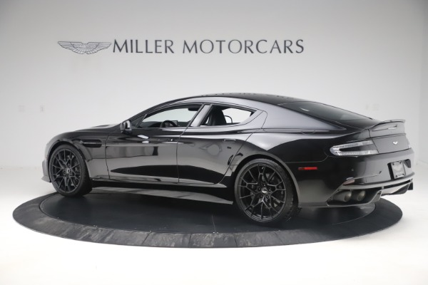 New 2019 Aston Martin Rapide AMR Sedan for sale $257,006 at Alfa Romeo of Greenwich in Greenwich CT 06830 3