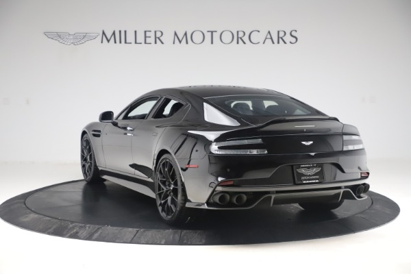 New 2019 Aston Martin Rapide AMR Sedan for sale $257,006 at Alfa Romeo of Greenwich in Greenwich CT 06830 4