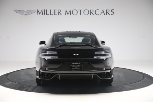 New 2019 Aston Martin Rapide AMR Sedan for sale $257,006 at Alfa Romeo of Greenwich in Greenwich CT 06830 5