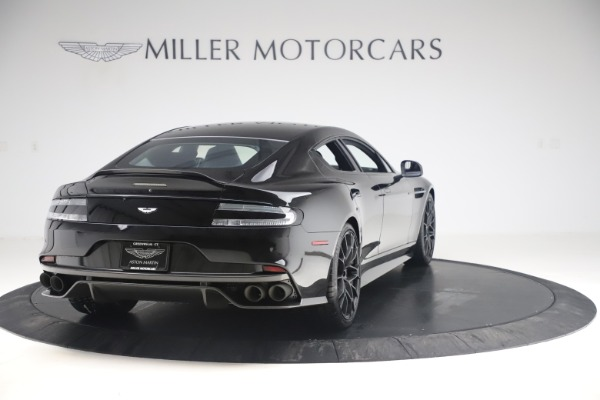 New 2019 Aston Martin Rapide AMR Sedan for sale $257,006 at Alfa Romeo of Greenwich in Greenwich CT 06830 6