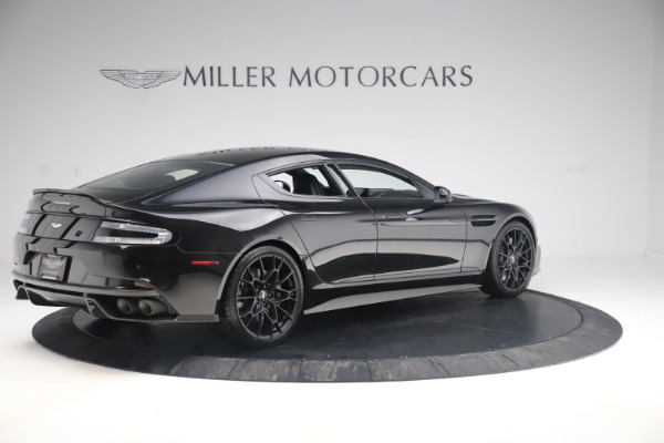New 2019 Aston Martin Rapide AMR Sedan for sale $257,006 at Alfa Romeo of Greenwich in Greenwich CT 06830 7