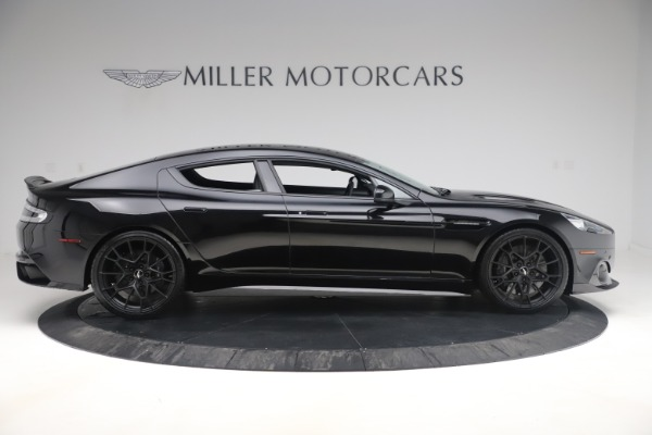 New 2019 Aston Martin Rapide AMR Sedan for sale $257,006 at Alfa Romeo of Greenwich in Greenwich CT 06830 8