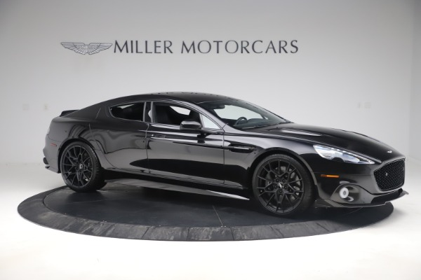 New 2019 Aston Martin Rapide AMR Sedan for sale $257,006 at Alfa Romeo of Greenwich in Greenwich CT 06830 9