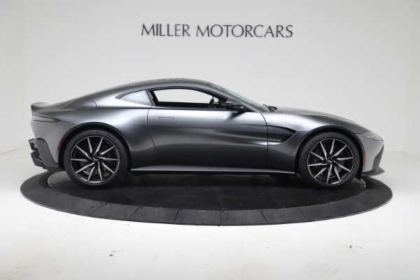 New 2020 Aston Martin Vantage Coupe for sale $166,366 at Alfa Romeo of Greenwich in Greenwich CT 06830 10