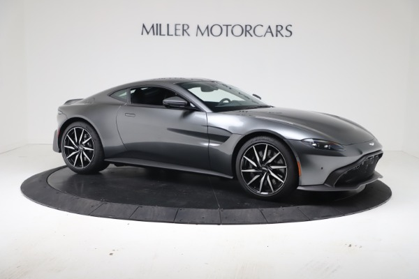 New 2020 Aston Martin Vantage Coupe for sale $166,366 at Alfa Romeo of Greenwich in Greenwich CT 06830 11