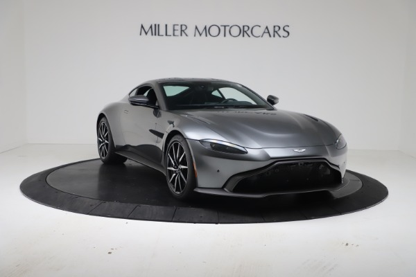 New 2020 Aston Martin Vantage Coupe for sale $166,366 at Alfa Romeo of Greenwich in Greenwich CT 06830 12