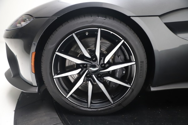 New 2020 Aston Martin Vantage Coupe for sale $166,366 at Alfa Romeo of Greenwich in Greenwich CT 06830 21