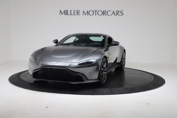 New 2020 Aston Martin Vantage Coupe for sale $166,366 at Alfa Romeo of Greenwich in Greenwich CT 06830 3