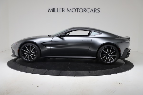 New 2020 Aston Martin Vantage Coupe for sale $166,366 at Alfa Romeo of Greenwich in Greenwich CT 06830 4