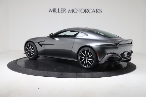 New 2020 Aston Martin Vantage Coupe for sale $166,366 at Alfa Romeo of Greenwich in Greenwich CT 06830 5