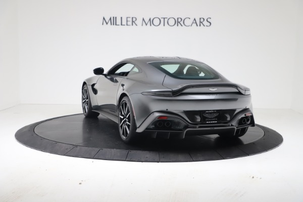 New 2020 Aston Martin Vantage Coupe for sale $166,366 at Alfa Romeo of Greenwich in Greenwich CT 06830 6