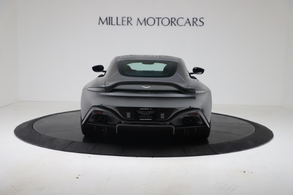 New 2020 Aston Martin Vantage Coupe for sale $166,366 at Alfa Romeo of Greenwich in Greenwich CT 06830 7