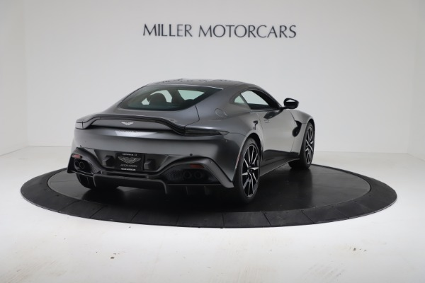 New 2020 Aston Martin Vantage Coupe for sale $166,366 at Alfa Romeo of Greenwich in Greenwich CT 06830 8