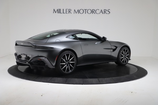 New 2020 Aston Martin Vantage Coupe for sale $166,366 at Alfa Romeo of Greenwich in Greenwich CT 06830 9
