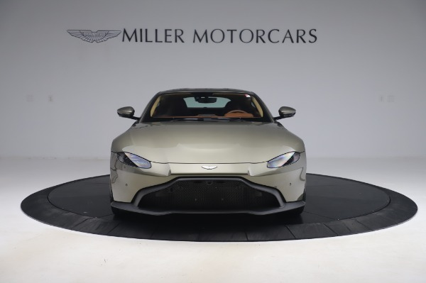 New 2020 Aston Martin Vantage Coupe for sale $180,450 at Alfa Romeo of Greenwich in Greenwich CT 06830 11
