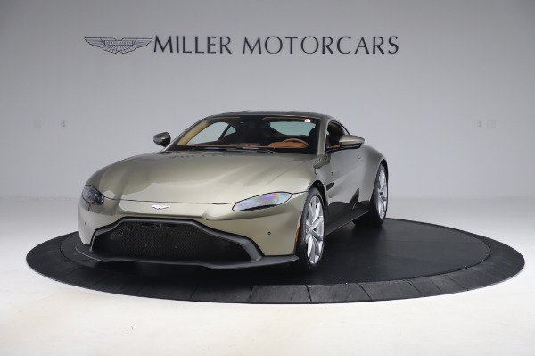 New 2020 Aston Martin Vantage Coupe for sale $180,450 at Alfa Romeo of Greenwich in Greenwich CT 06830 12