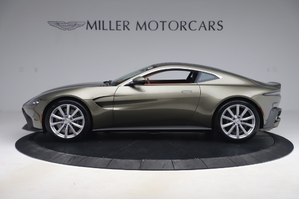 New 2020 Aston Martin Vantage Coupe for sale $180,450 at Alfa Romeo of Greenwich in Greenwich CT 06830 2