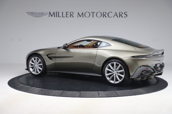New 2020 Aston Martin Vantage Coupe for sale $180,450 at Alfa Romeo of Greenwich in Greenwich CT 06830 3