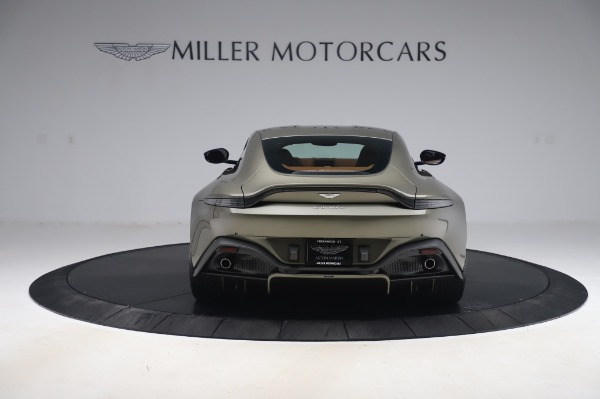 New 2020 Aston Martin Vantage Coupe for sale $180,450 at Alfa Romeo of Greenwich in Greenwich CT 06830 5