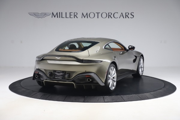 New 2020 Aston Martin Vantage Coupe for sale $180,450 at Alfa Romeo of Greenwich in Greenwich CT 06830 6