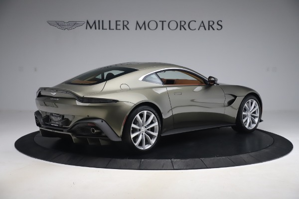 New 2020 Aston Martin Vantage Coupe for sale $180,450 at Alfa Romeo of Greenwich in Greenwich CT 06830 7