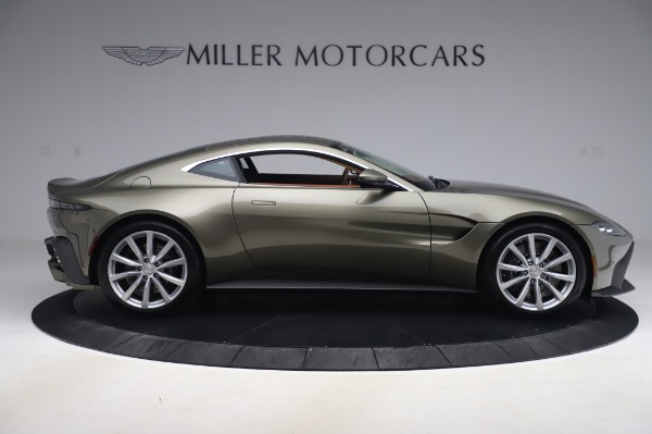 New 2020 Aston Martin Vantage Coupe for sale $180,450 at Alfa Romeo of Greenwich in Greenwich CT 06830 8