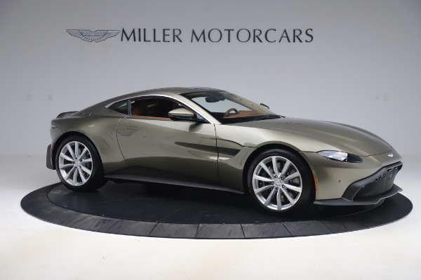 New 2020 Aston Martin Vantage Coupe for sale $180,450 at Alfa Romeo of Greenwich in Greenwich CT 06830 9