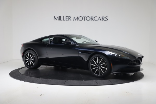 New 2020 Aston Martin DB11 V8 Coupe for sale $237,996 at Alfa Romeo of Greenwich in Greenwich CT 06830 10