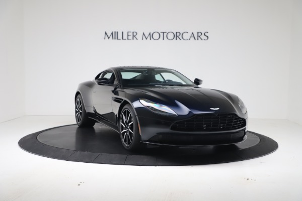 New 2020 Aston Martin DB11 V8 Coupe for sale $237,996 at Alfa Romeo of Greenwich in Greenwich CT 06830 11