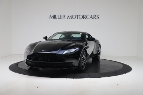 New 2020 Aston Martin DB11 V8 Coupe for sale $237,996 at Alfa Romeo of Greenwich in Greenwich CT 06830 2