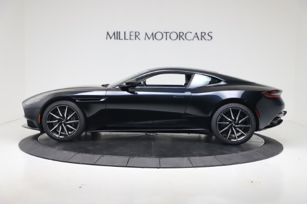 New 2020 Aston Martin DB11 V8 Coupe for sale $237,996 at Alfa Romeo of Greenwich in Greenwich CT 06830 3