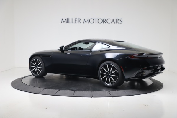 New 2020 Aston Martin DB11 V8 Coupe for sale $237,996 at Alfa Romeo of Greenwich in Greenwich CT 06830 4